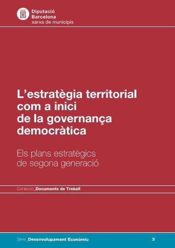 La governança - Diputació de Barcelona