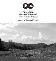 Memòria d'actuació 2007 [en format pdf, 18 - Diputació de Barcelona