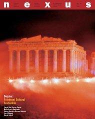 Dossier: Patrimoni Cultural Sostenible - Jorge Barreto Xavier