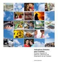 Indicadores Globales para Ciudades - Global City Indicators Facility