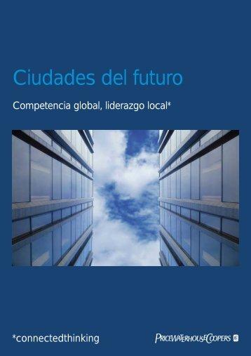 Ciudades del futuro - pwc