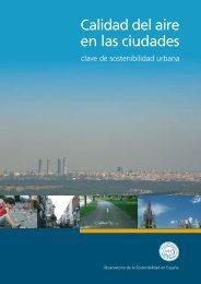 Informe Calidad del Aire - Observatorio de la Sostenibilidad en ...