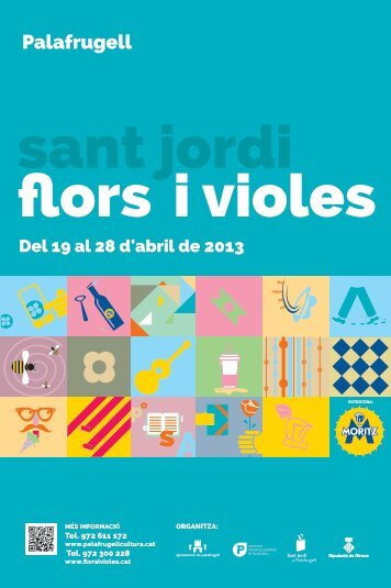 Més informació - Flors i Violes