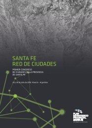 SANTA FE RED DE CIUDADES - Portal URB-AL III
