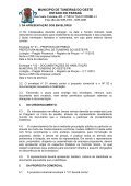 MUNICIPIO DE TUNEIRAS DO OESTE ESTADO DO PARANÁ - Page 3