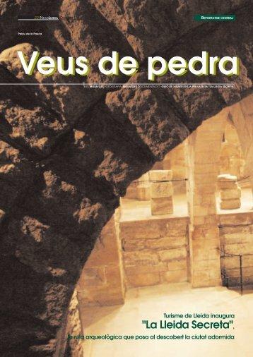 """""""La Lleida Secreta"""", - Turisme de Lleida - Català"""