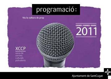 programacio_xccp_baixa - Sala de Premsa SantCugat - Ajuntament ...