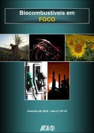 Biocombustíveis em Foco, Edição N