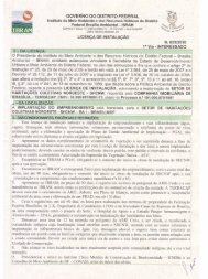 LICENÇA DE INSTALAÇÃO - Terracap - Governo do Distrito Federal