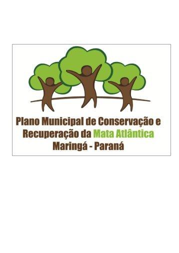Plano Municipal de Conservação e Recuperação da Mata Atlântica
