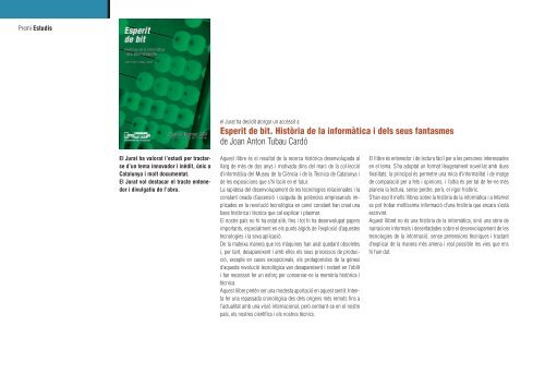 Dossier Premis - Parc Fluvial