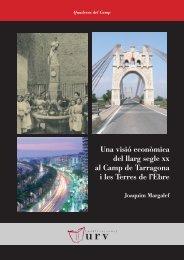 Una visió econòmica del llarg segle xx al - Universitat Rovira i Virgili