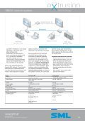 datasheet SMILE control system - SML - Page 2