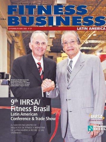 Fitness Brasil - Ihrsa