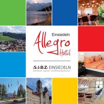 Einsiedeln - Schweizer Jugend- und Bildungszentrum