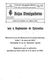 07-11/1929 - Ministerio de Agricultura, Alimentación y Medio Ambiente