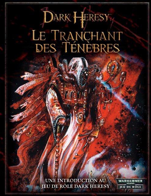 Le tranchant des ténèbres - Bibliothèque Interdite