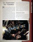Le tranchant des ténèbres - Bibliothèque Interdite - Page 3