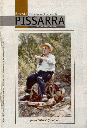 PISSARRA - Biblioteca Digital de les Illes Balears - Universitat de ...