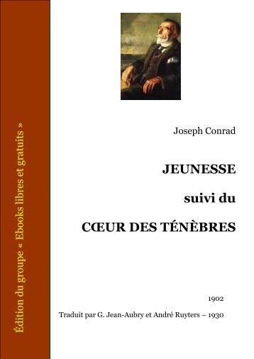 Jeunesse - Le Coeur des ténèbres - Ebooks libres et gratuits