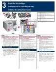 Quick Start Guía rápida Démarrage rapide - HP - Page 5