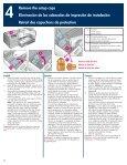 Quick Start Guía rápida Démarrage rapide - HP - Page 6