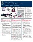 Quick Start Guía rápida Démarrage rapide - HP - Page 7