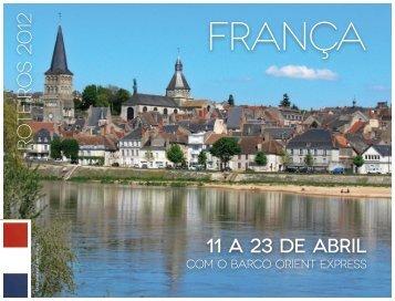 Download deste roteiro: França – Abril 2012 .pdf - Visa Turismo