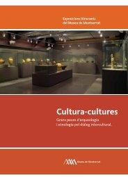 Cultura-cultures - Museu de Montserrat