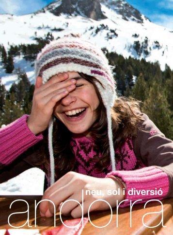 catàlegs - Ski Andorra