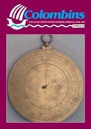 butlletí del centre d'estudis colombins, número 52, juliol 2010