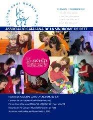 XI REVISTA. DESEMBRE 2012. - Asociación Catalana del ...