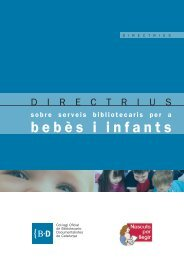 Directrius sobre serveis bibliotecaris per a bebès i infants - IFLA