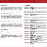 Diptic Forum Forestal - Blogs IEC - Institut d'Estudis Catalans