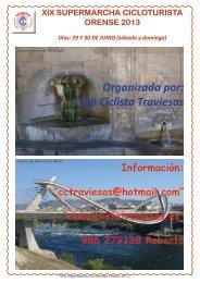 Supermarcha - Club Ciclista Traviesas, Vigo