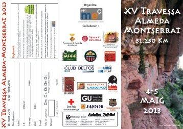 XV Travessa Almeda Montserrat - Ajuntament de Cornellà