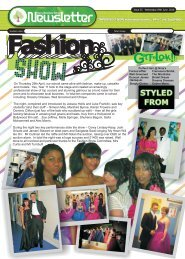 On Thursday 29th April, our school came alive with fashion, make ...