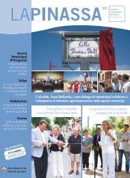 La Pinassa número 65. Octubre(2) - Ajuntament de Premia de Dalt