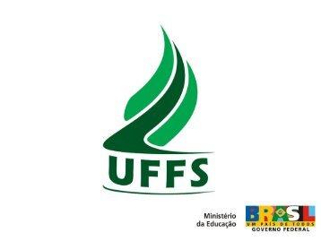 Organização dos Grupos de Pesquisa da UFFS - Universidade ...