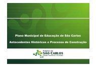 PME Geria processo historico.pdf - Prefeitura Municipal de São Carlos