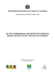 Manaus e Entorno - SIT - Sistema de Informações Territoriais ...