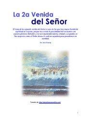 La Segunda Venida del Senor.pdf - Atalayas en Acción