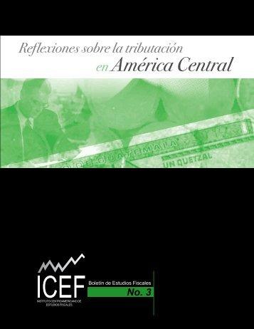 tributacion en America Central ICEFI I.pdf - La Economia de los ...