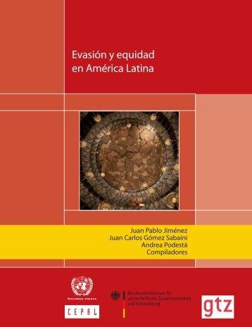 Evasión y equidad final_corregido - Cepal