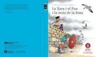 La Xara i el Pau i la noia de la fona [en format pdf, 2,11