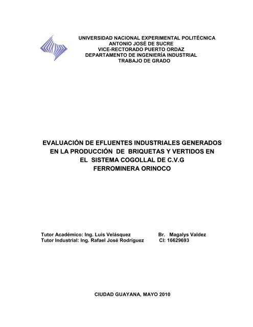 Tesis De Grado Unexpo Monografias Com