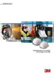 Guía de Protección Respiratoria 3M - Seguridad Industrial