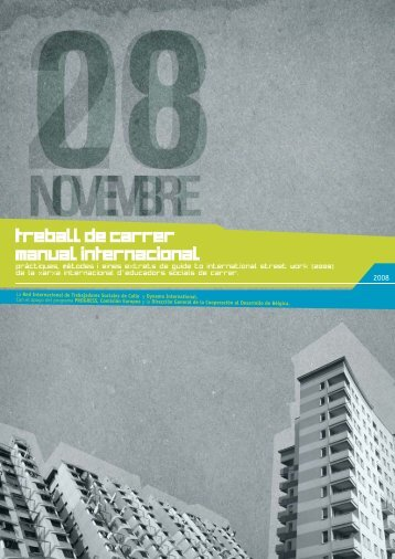 Treball de carrer Manual internacional - Dynamo International