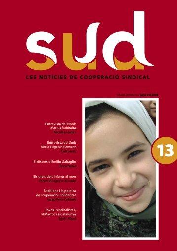 revista sud 13.indd - Sindicalistes Solidaris