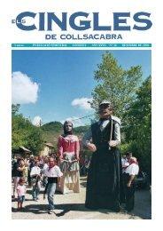 Revista ELS CINGLES - n56 desembre 2006 - Ajuntament de Tavertet